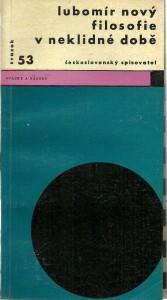 náhled knihy - Filosofie v neklidné době
