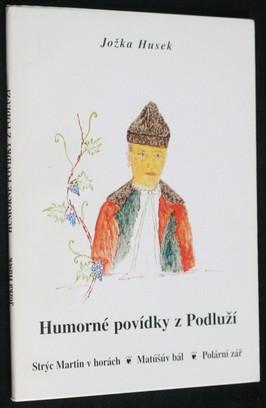 náhled knihy - Humorné povídky z Podluží
