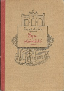 náhled knihy - Syn předměstí
