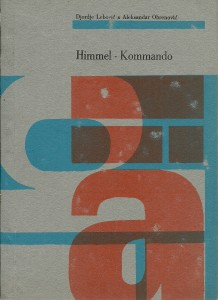 náhled knihy - Himmel - Kommando
