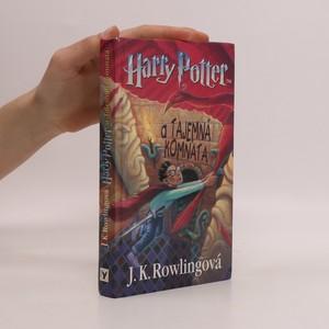 náhled knihy - Harry Potter a tajemná komnata