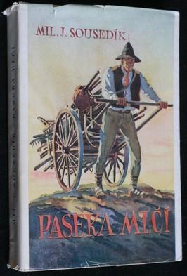 náhled knihy - Paseka mlčí : Román
