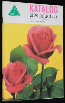 náhled knihy - Katalog Sempra, závod Kroměříž