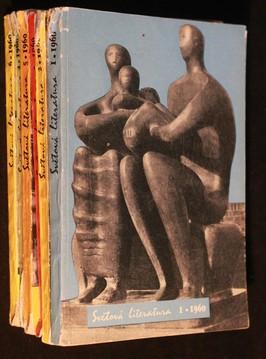 náhled knihy - Světová literatura 1. - 6. 1960