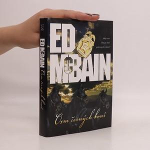 náhled knihy - Osm černých koní : román z 87. revíru