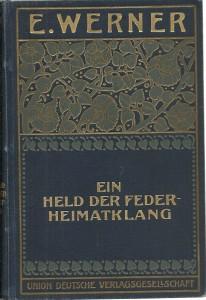 náhled knihy - Ein Held der Feder. Heimatklang