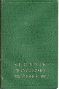 Francouzsko-český slovník terminologický a fraseologický pro obchodní a průmyslovou korespondenci