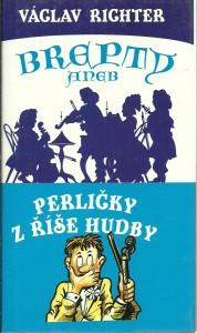 náhled knihy - Brepty aneb Perličky z říše hudby