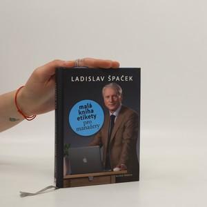 náhled knihy - Malá kniha etikety pro manažery