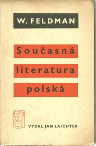 náhled knihy - Současná literatura polská