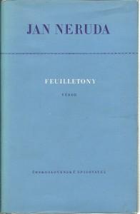 náhled knihy - Feuilletony. Výbor
