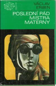 náhled knihy - Poslední pád mistra Materny