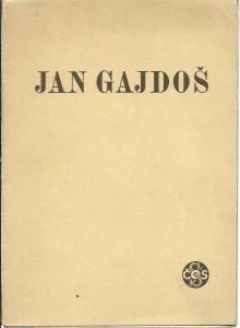náhled knihy - Jan Gajdoš. Sokolský závodník