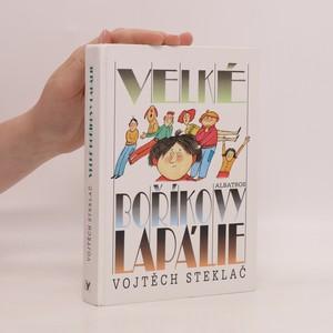náhled knihy - Velké Boříkovy lapálie