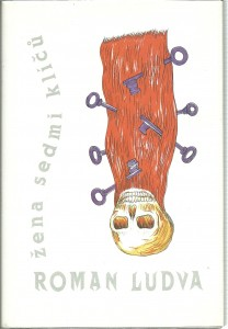 náhled knihy - Žena sedmi klíčů