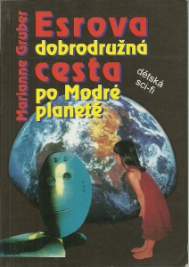 náhled knihy - Esrova dobrodružná cesta po Modré planetě