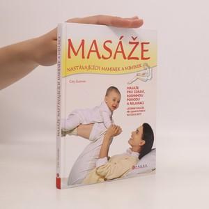 náhled knihy - Masáže nastávajících maminek a miminek