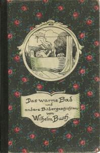 náhled knihy - Das warme Bad und andere Bildergeschichten