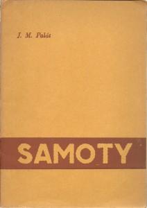 náhled knihy - Samoty