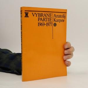 náhled knihy - Vybrané partie 1969-1977 (slovensky)