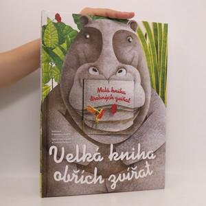 náhled knihy - Velká kniha obřích zvířat