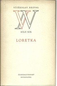 náhled knihy - Loretka