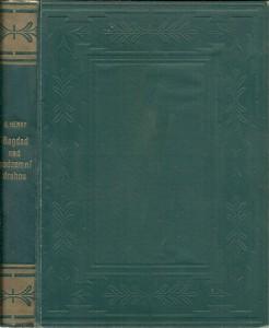 náhled knihy - Bagdad nad podzemní drahou