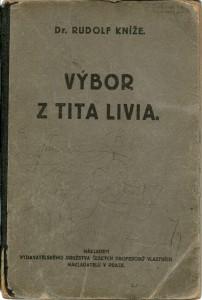 náhled knihy - Výbor z Tita Livia
