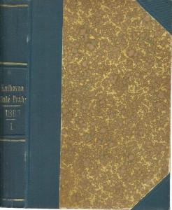 náhled knihy - Páté přes deváté. Třicet nedělních povídek Ypsilonových (1892 - 1894)