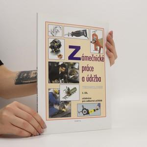 náhled knihy - Zámečnické práce a údržba : technologie 3. díl