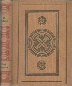 náhled knihy - Země Kainova