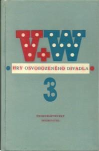 náhled knihy - Hry Osvobozeného divadla 3