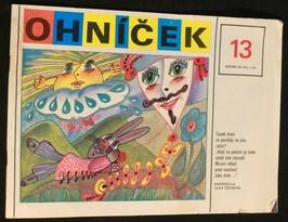 náhled knihy - Ohníček č. 13, 1988