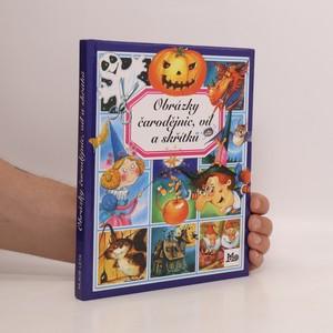 náhled knihy - Obrázky čarodějnic, víl a skřítků