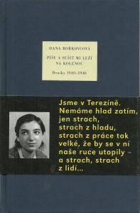 náhled knihy - Píšu a sešit mi leží na kolenou. Deníky 1940 - 1946