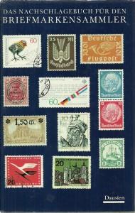 náhled knihy - Das Nachschlagebuch für den Briefmarkensammler