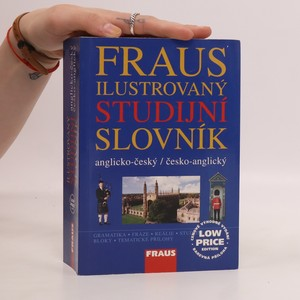 náhled knihy - Ilustrovaný studijní slovník anglicko-český, česko-anglický
