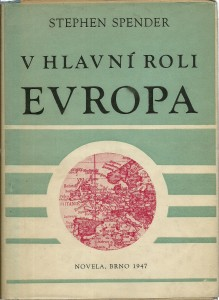 náhled knihy - V hlavní roli Evropa