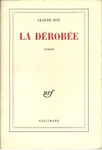náhled knihy - La dérobée