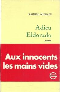 náhled knihy - Adieu Eldorado