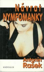 náhled knihy - Návrat nymfomanky