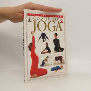 náhled knihy - Co je to jóga. Praktická příručka