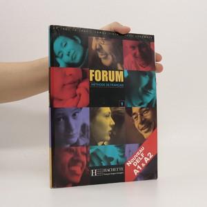 náhled knihy - Forum : méthode de français. 1