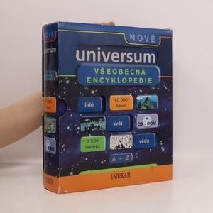 náhled knihy - Nové universum. Všeobecná encyklopedie A-Ž