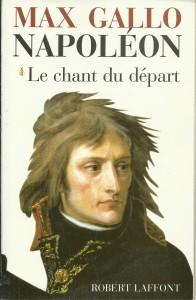 náhled knihy - Napoléon. Le chant du départ