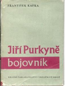 náhled knihy - Jiří Purkyně. Bojovník