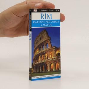 náhled knihy - Řím : kapesní průvodce s mapou