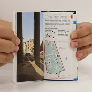 antikvární kniha Řím : kapesní průvodce s mapou, 2007