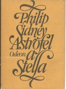 náhled knihy - Astrofel a Stella