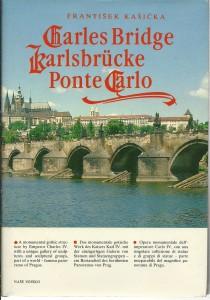 náhled knihy - Charles Bridge. Karlsbrücke. Ponte Carlo